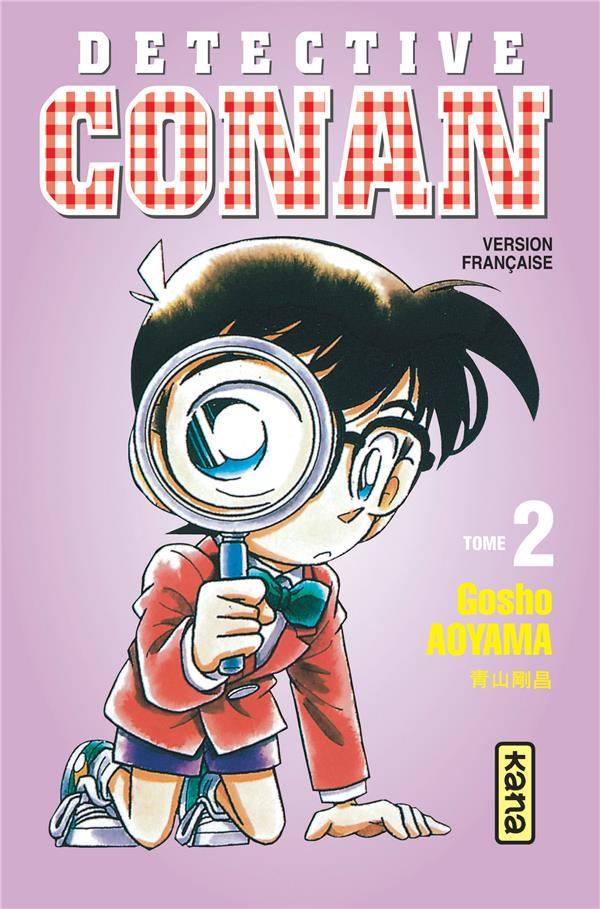 Detective Conan T.2