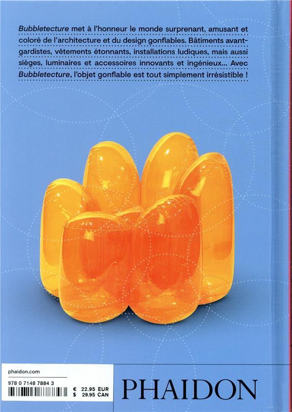 Bubbletecture ; architecture et design gonflables