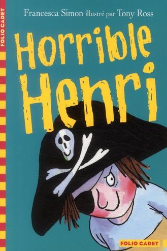 Horrible Henri t.1