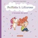 Vente Livre Numérique : Paillette et Lilicorne (Tome 6) - Les poux  - Capucine Lewalle
