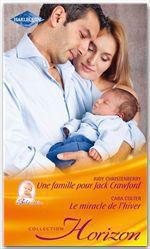 Vente Livre Numérique : Une famille pour Jack Crawford - Le miracle de l'hiver  - Cara Colter - Judy Christenberry