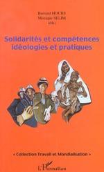 Vente Livre Numérique : Solidarités et compétences idéologiques et pratiques  - Bernard Hours - Monique Selim