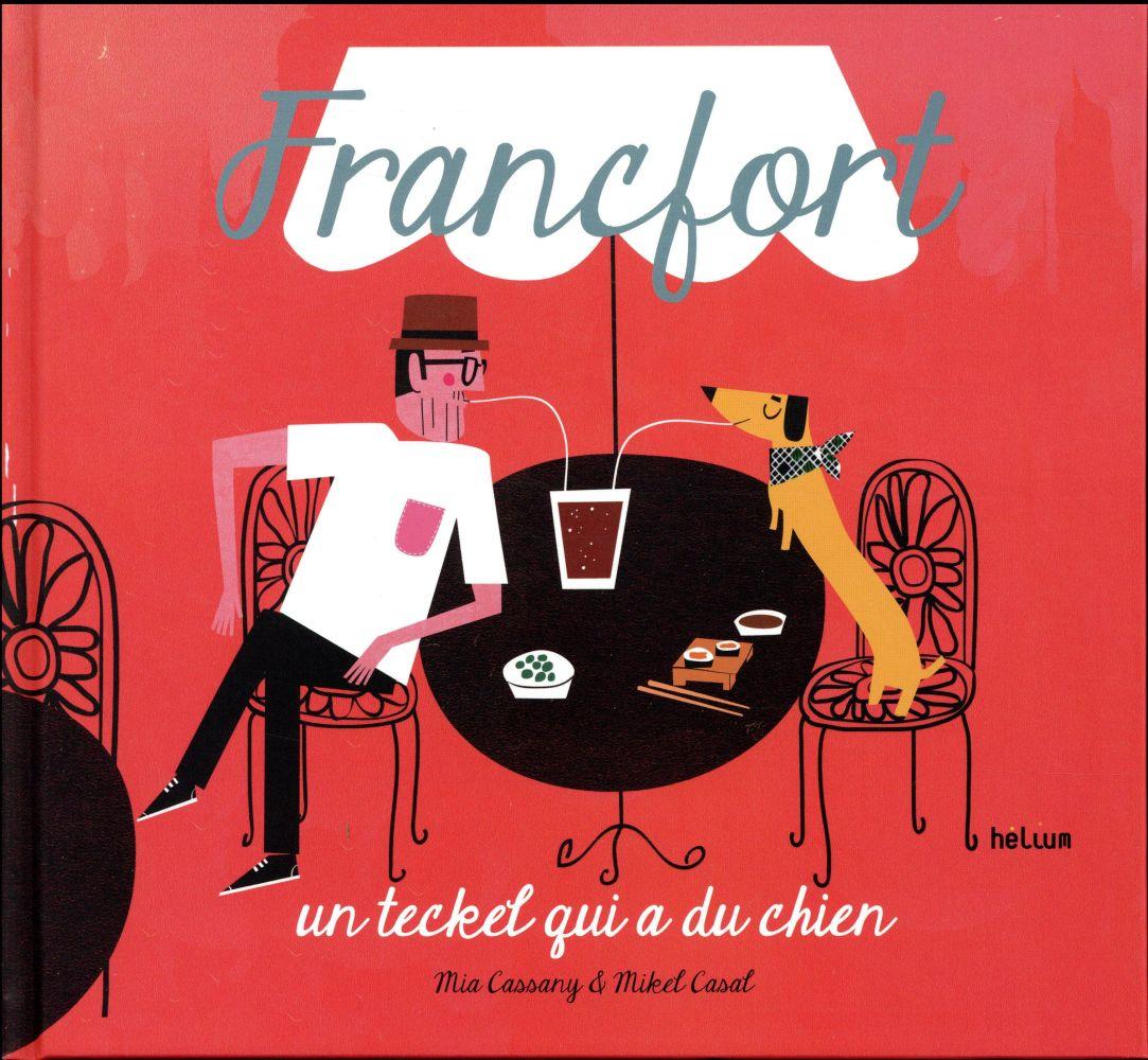 Francfort, un teckel qui a du chien