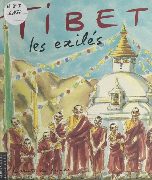 Tibet, les exilés