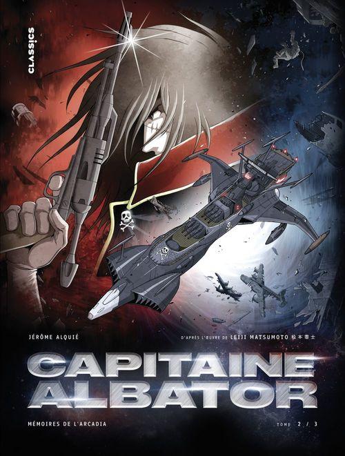 Capitaine Albator - Tome 2 - Mémoires de l'Arcadia