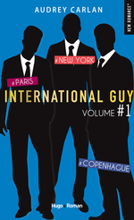 Vente EBooks : International guy - tomes 1/2/3  - Audrey Carlan