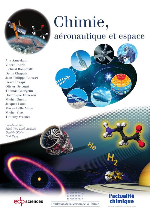 La chimie, l'aéronautique et l'espace