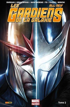 Les all-new Gardiens de la Galaxie T.2