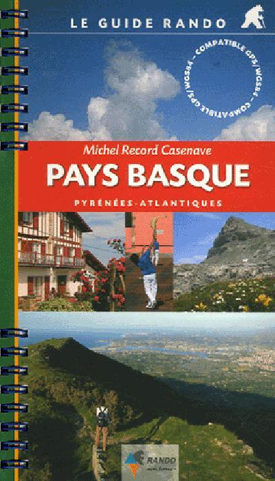 Pays basque/guide rando