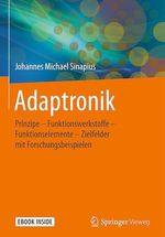 Adaptronik  - Johannes Michael Sinapius