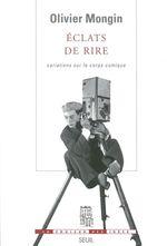 Vente Livre Numérique : Eclats de rire - Variations sur le corps comique  - Olivier MONGIN