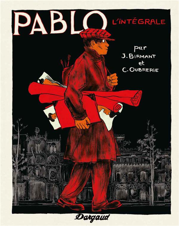 Pablo ; INTEGRALE T.1 A T.4