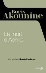 Vente Livre Numérique : La mort d'Achille  - Boris Akounine