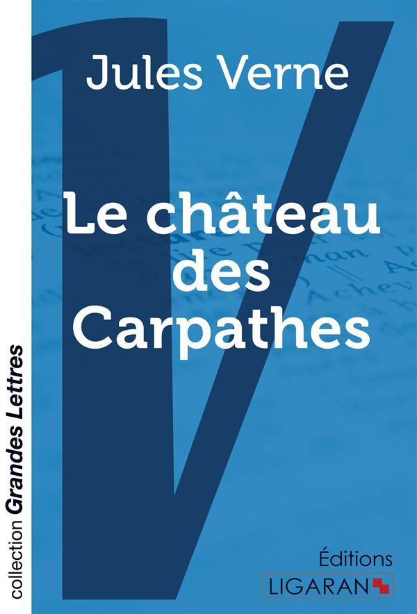Le chateau des carpathes (grands caracteres)