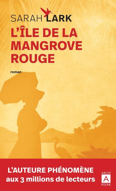 l'île de la mangrove rouge