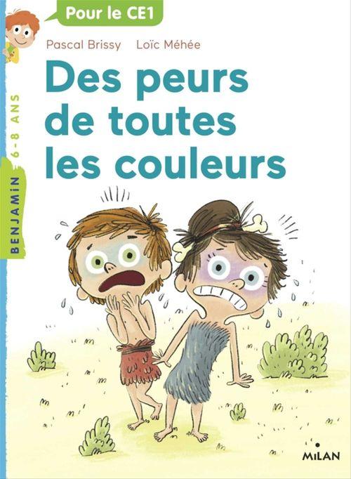 Vente EBooks : Des peurs de toutes les couleurs  - Pascal Brissy