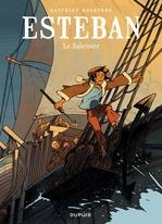 Esteban t.1 ; le baleinier  - Matthieu Bonhomme - Mathieu Bonhomme