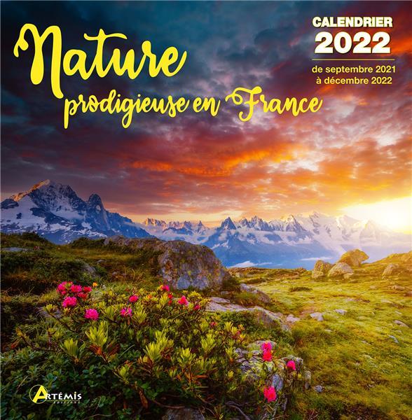 nature prodigieuse en France (édition 2022)