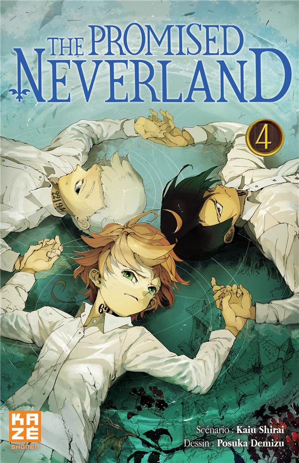 The promised Neverland T.4