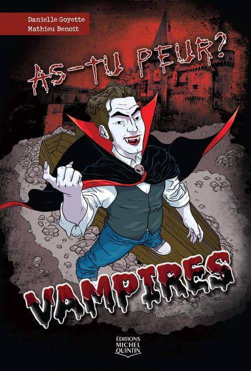 As-tu peur ? ; vampires
