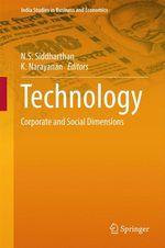 Technology  - K. Narayanan - N.S. Siddharthan