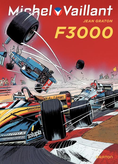 Michel Vaillant - tome 52 - F 3000