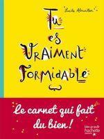 Vente Livre Numérique : Tu es vraiment formidable (NED)  - Lucile Ahrweiller