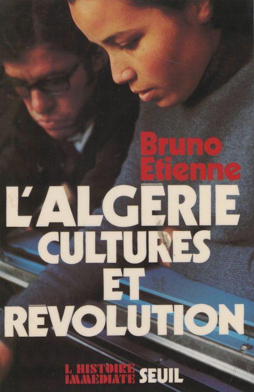 Algerie, cultures et revolution (l')