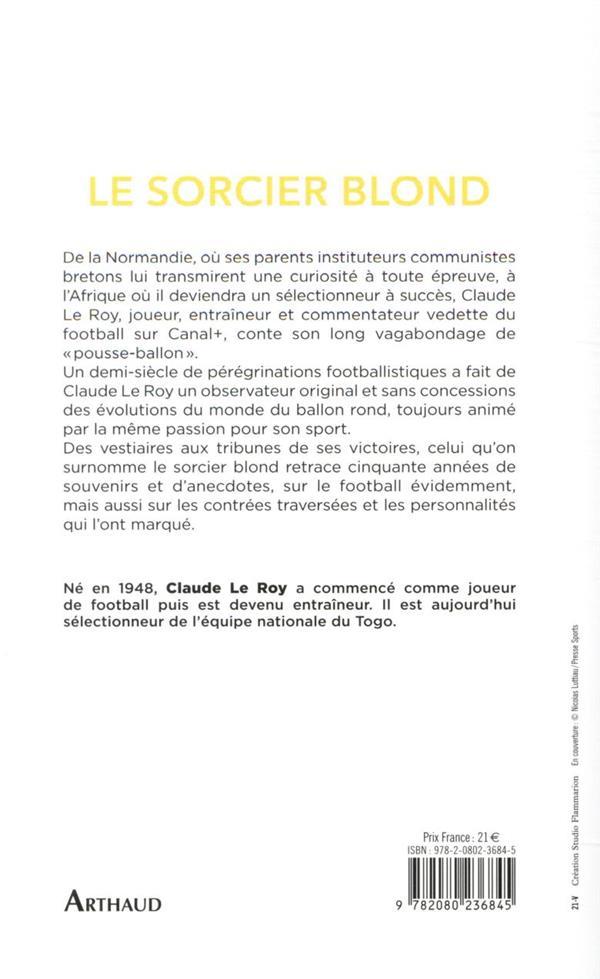 Le sorcier blond