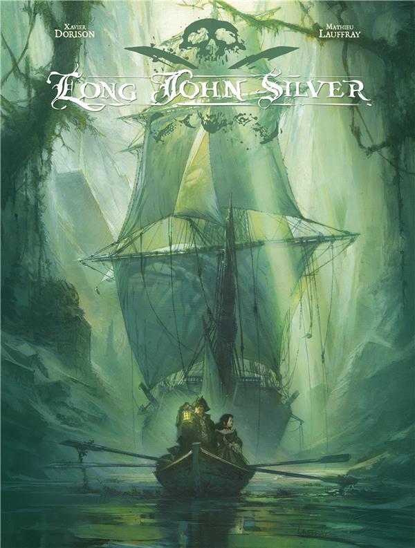 Long John Silver ; Intégrale vol.2 ; t.3 et t.4