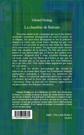 La chambre de Balsam