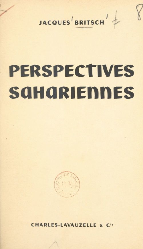 Perspectives sahariennes