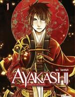Vente Livre Numérique : Ayakashi Légendes des 5 royaumes - Tome 01  - VanRah