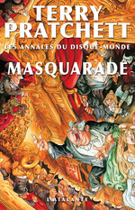 Vente Livre Numérique : Masquarade  - Terry Pratchett