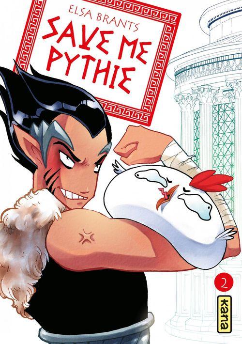 Save me Pythie - Tome 2  - Elsa Brants