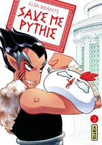 Save me Pythie - Tome 2