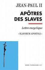 Vente Livre Numérique : Apôtres des Slaves  - Jean paul ii
