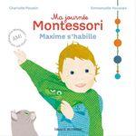 Vente Livre Numérique : Ma journée Montessori, Tome 02  - Charlotte Poussin