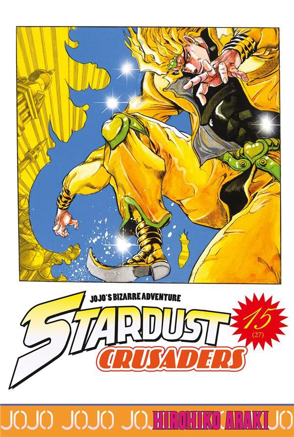 Stardust Crusaders T.15