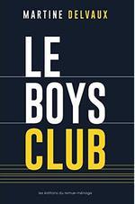 Couverture de Le boys club