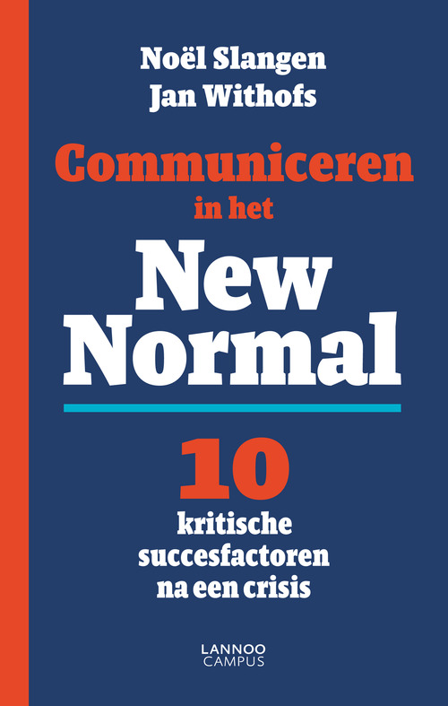 Communiceren in the New Normal (E-boek)