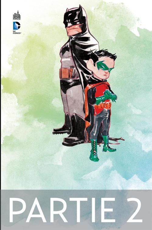 Batman - Little Gotham - Partie 2  - Derek Fridolfs  - Dustin Nguyen