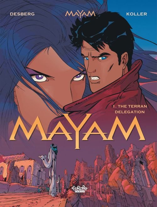 Mayam - Volume 1 - The Terran Delegation