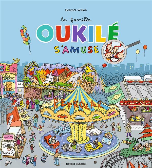 La famille Oukilé s'amuse !