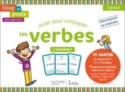 Coup de pouce pour apprendre ; jouer pour conjuguer les verbes ; l'imparfait