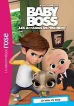 Baby Boss 02 - Un chat de trop  - Universal Studios - Collectif