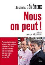 Vente Livre Numérique : Nous, on peut !. Pourquoi et comment un pays peut  - Jacques Généreux