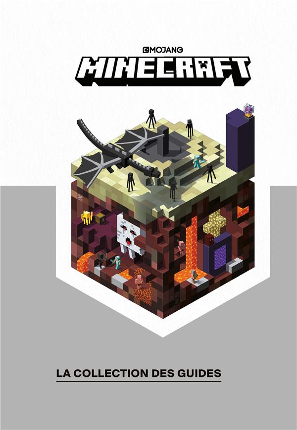 Minecraft ; la collection des guides