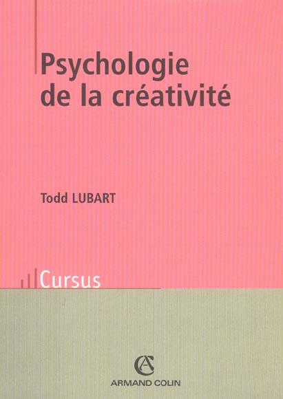 La Psychologie De La Creativite