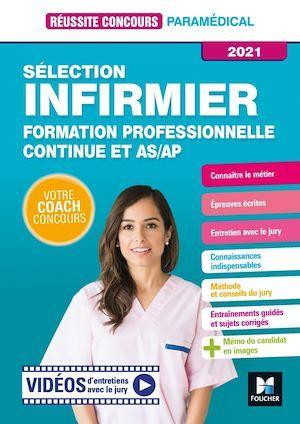 Réussite Concours - Sélection Infirmier - Formation professionnelle continue et AS/AP